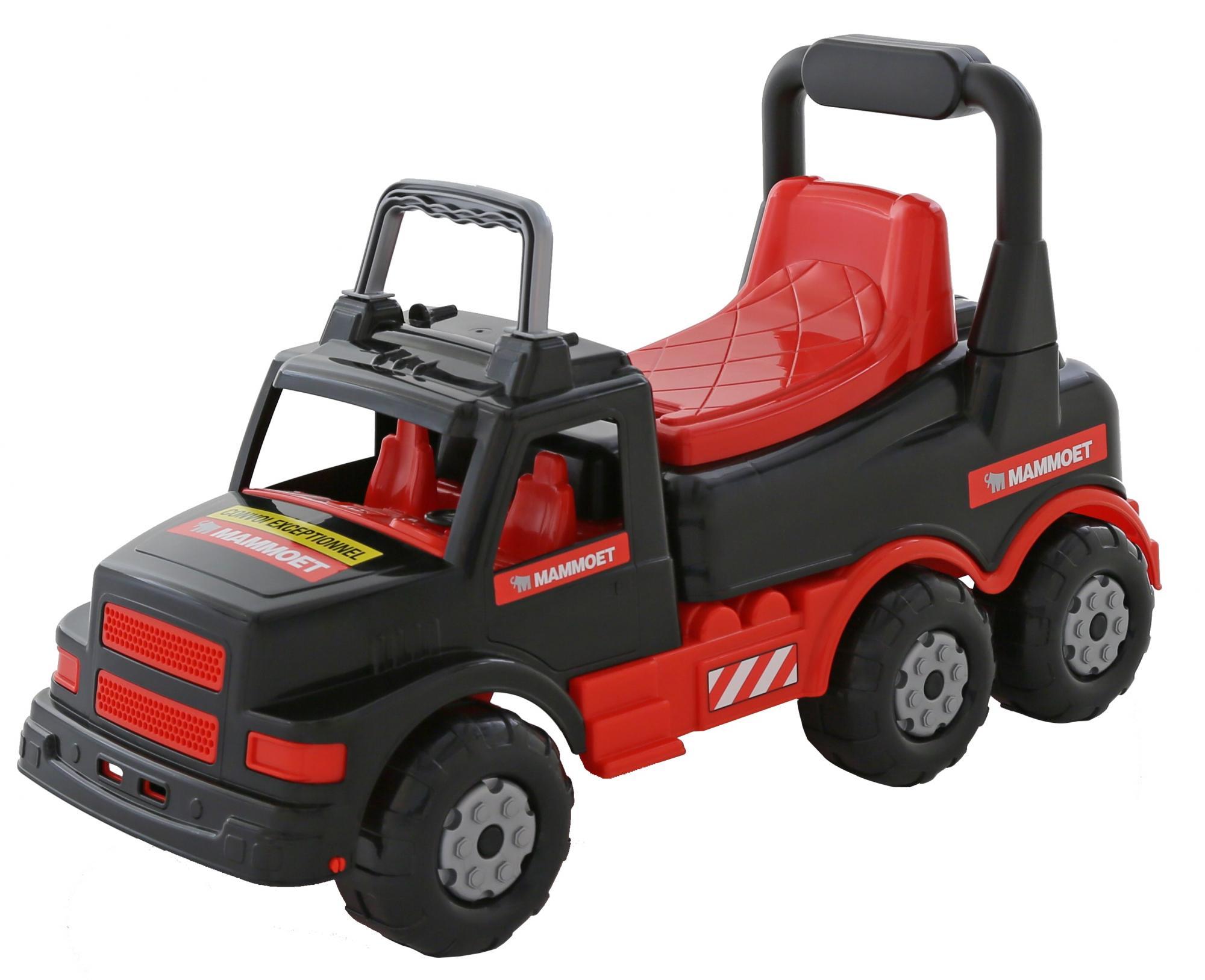 Автомобиль-каталка MammoetМашинки-каталки для детей<br>Автомобиль-каталка Mammoet<br>