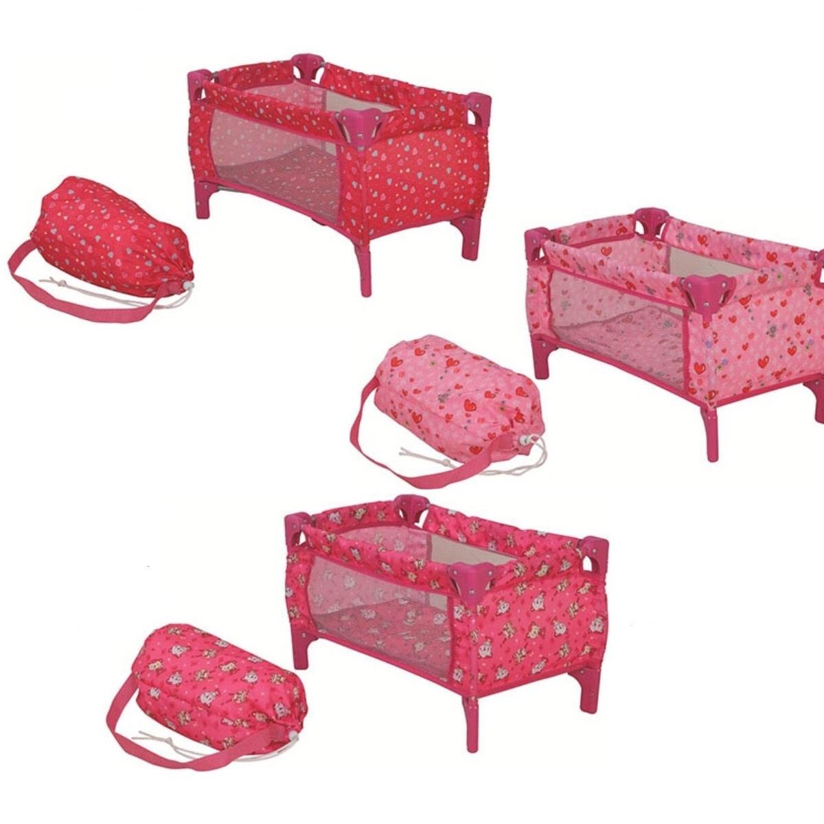Манеж для кукол LoonaДетские кроватки для кукол<br>Манеж для кукол Loona<br>
