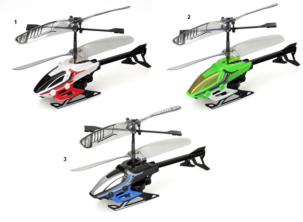 Вертолет 2-х канальный Silverlit Alpha Y с системой Простое управлениеРадиоуправляемые вертолеты<br>Вертолет 2-х канальный Silverlit Alpha Y с системой Простое управление<br>