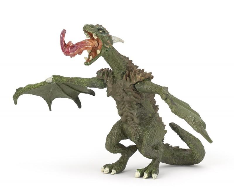 Дракон с подвижными крыльямиФигурки Papo<br>Дракон с подвижными крыльями<br>