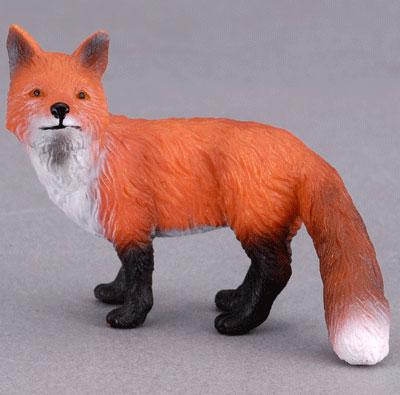 Фигурка рыжей лисицыЛесная жизнь (Woodland)<br>Фигурка рыжей лисицы<br>
