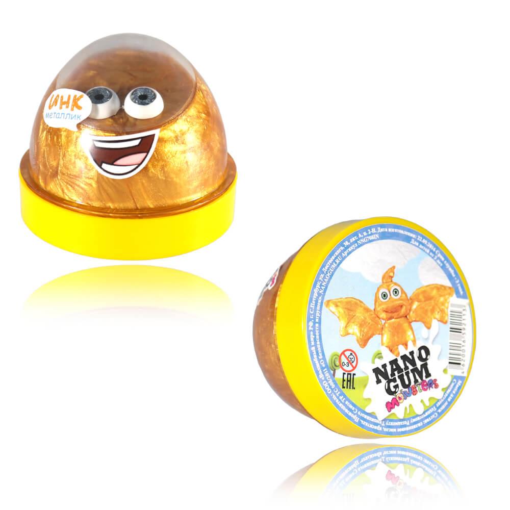 Жвачка дл рук Nano gum – Инк, 50 граммЖвачка дл рук<br>Жвачка дл рук Nano gum – Инк, 50 грамм<br>