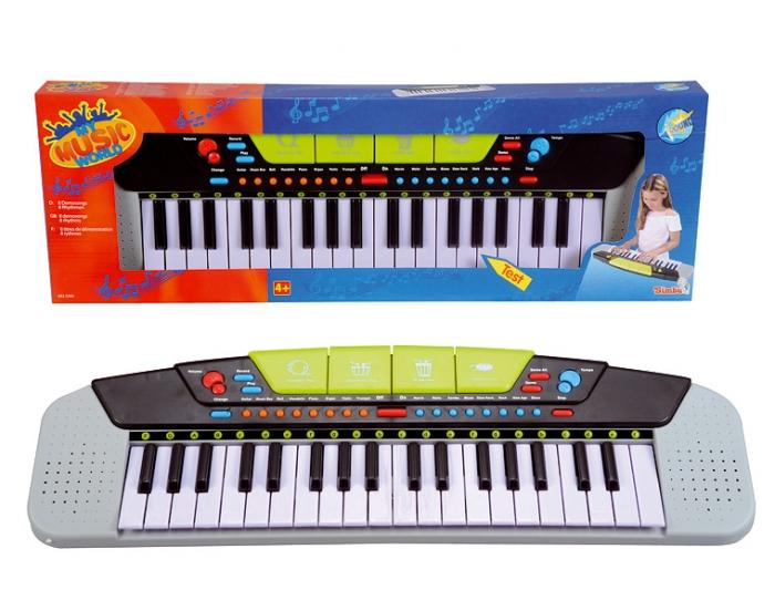 Детский музыкальный Электросинтезатор - Синтезаторы и пианино, артикул: 95455