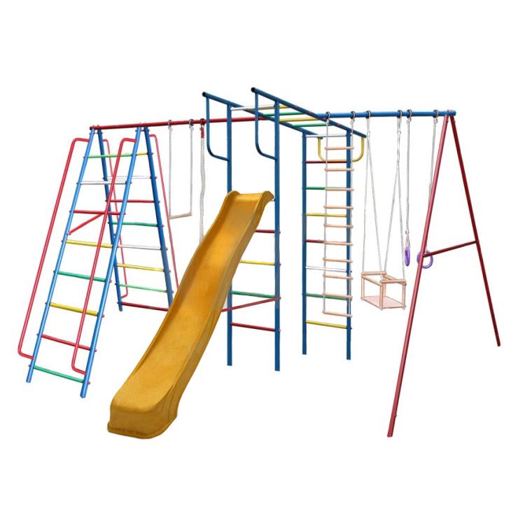 ДСК – Вертикаль А1+П, дачный макси с горкой