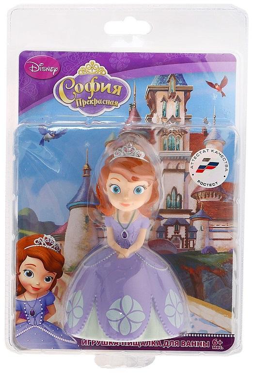 Игрушка для ванной «Disney София»Игрушки для ванной<br>Игрушка для ванной «Disney София»<br>