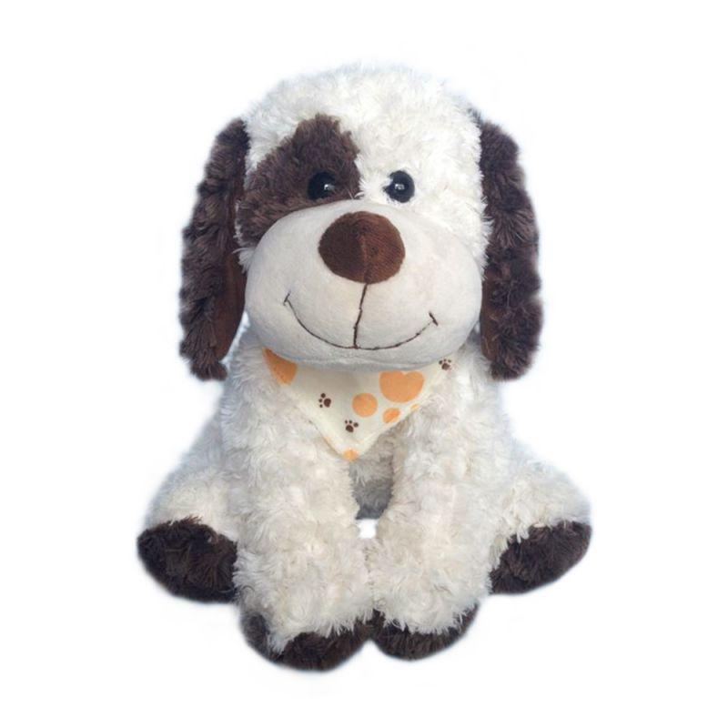 Мягкая игрушка - Щенок Марти, черныш, 24 смСобаки<br>Мягкая игрушка - Щенок Марти, черныш, 24 см<br>