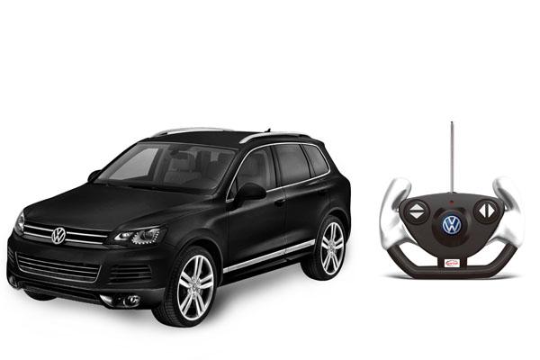 Радиоуправляемая машинка, масштаб 1:14, Volkswagen Touareg - Радиоуправляемые игрушки, артикул: 99647