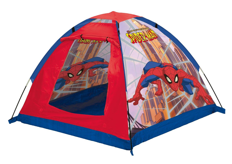 Палатка Человек-Паук, синяяSpider-Man (Игрушки Человек Паук)<br>Палатка Человек-Паук, синяя<br>