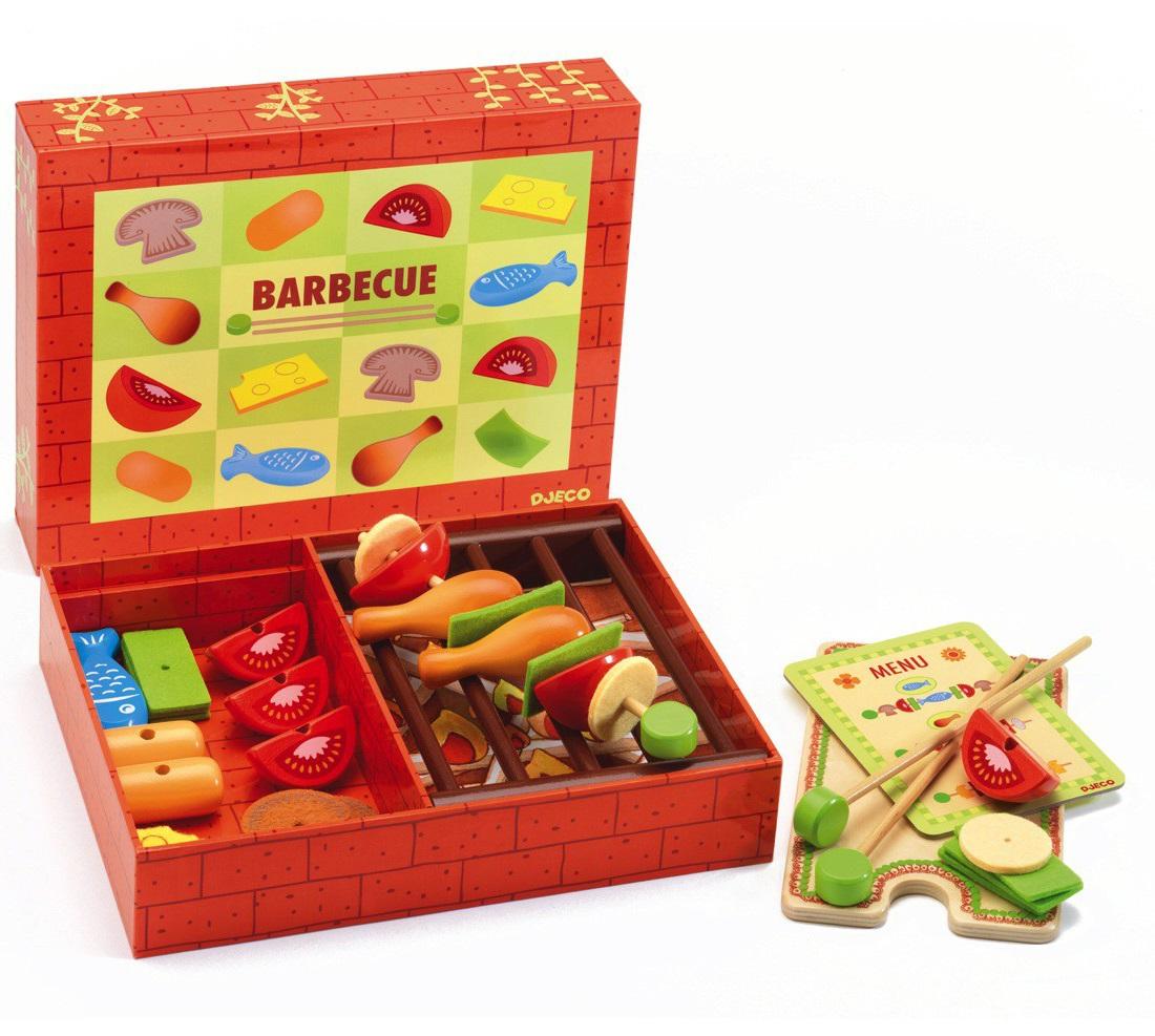 Набор для сюжетно-ролевой игры – Барбекю, с аксессуарамиАксессуары и техника для детской кухни<br>Набор для сюжетно-ролевой игры – Барбекю, с аксессуарами<br>