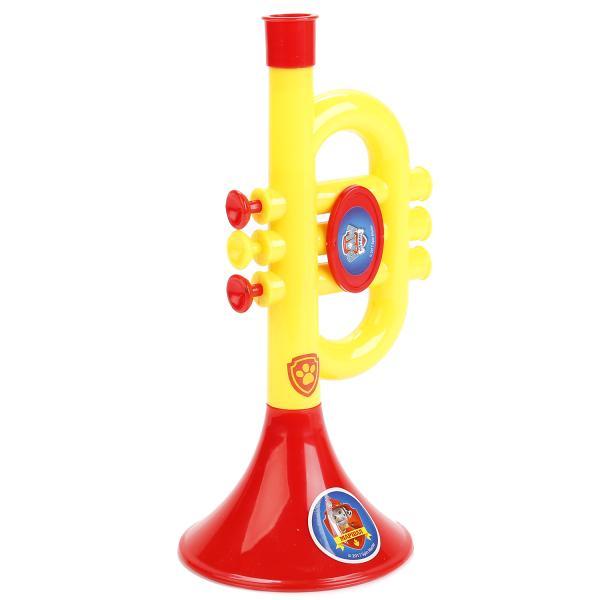 Купить Музыкальный инструмент Труба - Щенячий патруль, Играем вместе