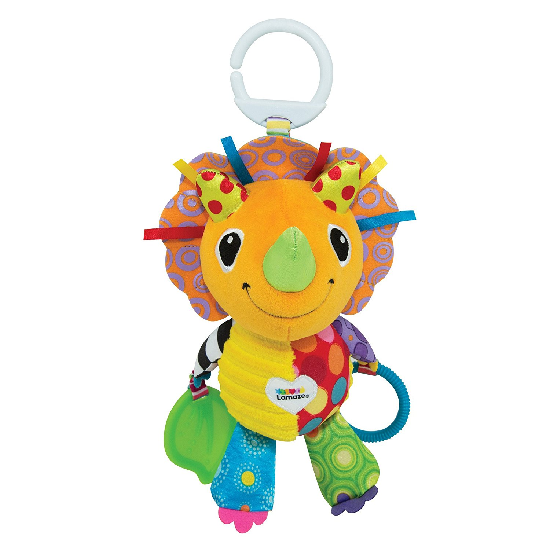 Подвесная игрушка – Динозаврик ДиноРазвивающая дуга. Игрушки на коляску и кроватку<br>Подвесная игрушка – Динозаврик Дино<br>