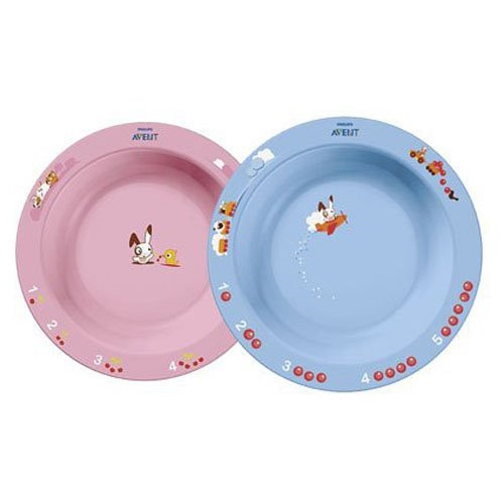 Глубокая тарелка, 450 млТовары для кормления<br>Глубокая тарелка, 450 мл<br>