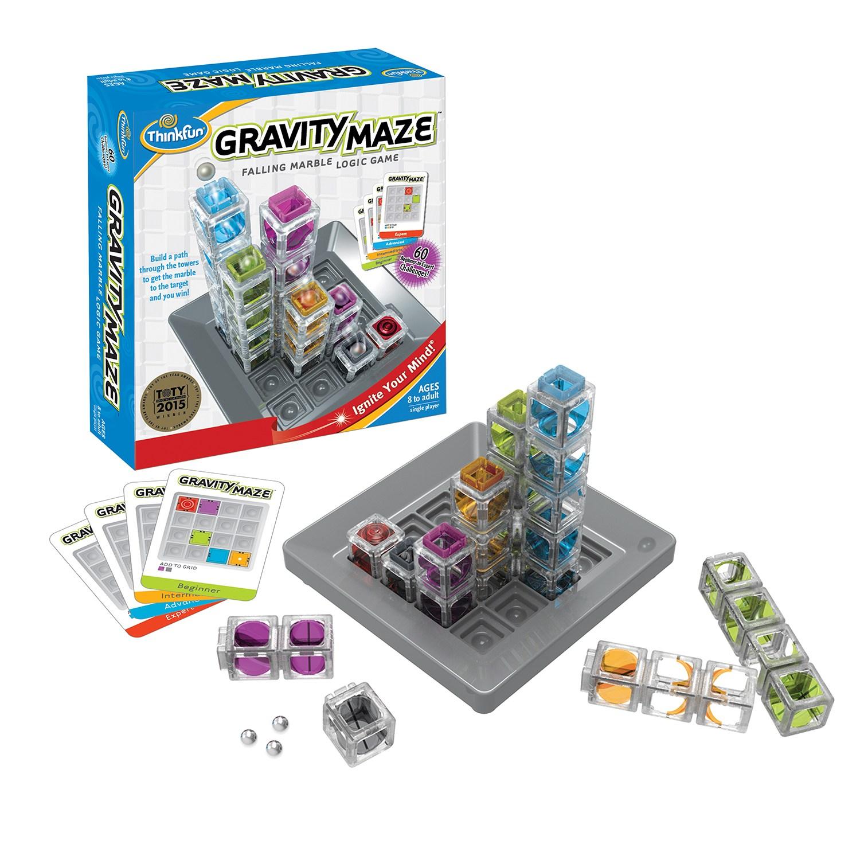 Купить Настольная игра ThinkFun — Гравитационный 3D лабиринт, 76339