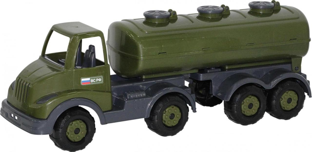 Купить Автомобиль военный с полуприцепом-цистерной Муромец, Полесье