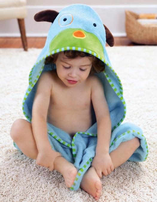 Skip Hop Полотенце детское Собака