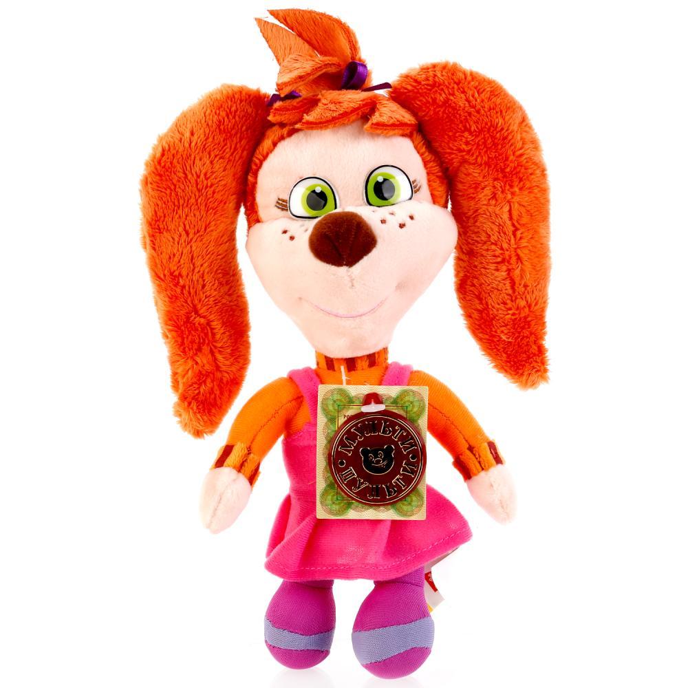 Купить Озвученная мягкая игрушка – Барбоскины. Лиза, 23 см, Мульти-Пульти