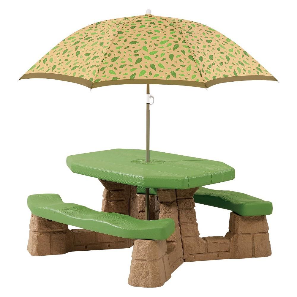 Пикник с зонтом - Пластиковые домики для дачи, артикул: 164296
