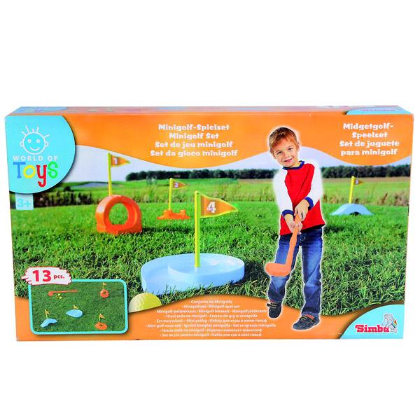 Набор «Мини-гольф», 13 предметовРазное<br>Набор «Мини-гольф», 13 предметов<br>