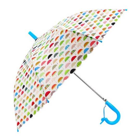 Купить Зонт детский - Дождик, 48 см, полуавтомат, Mary Poppins
