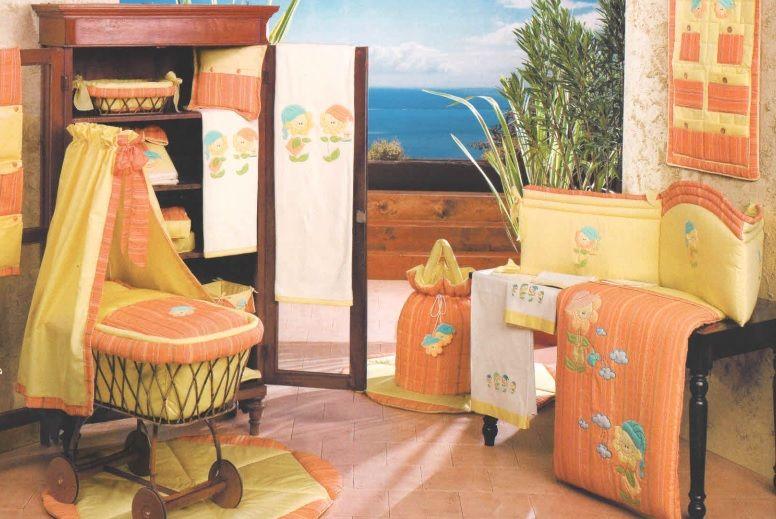 Комплект в кроватку Нежность 04R.151AR из коллекции 4 времени года, в чемоданеДетское постельное белье<br>Комплект в кроватку Нежность 04R.151AR из коллекции 4 времени года, в чемодане<br>