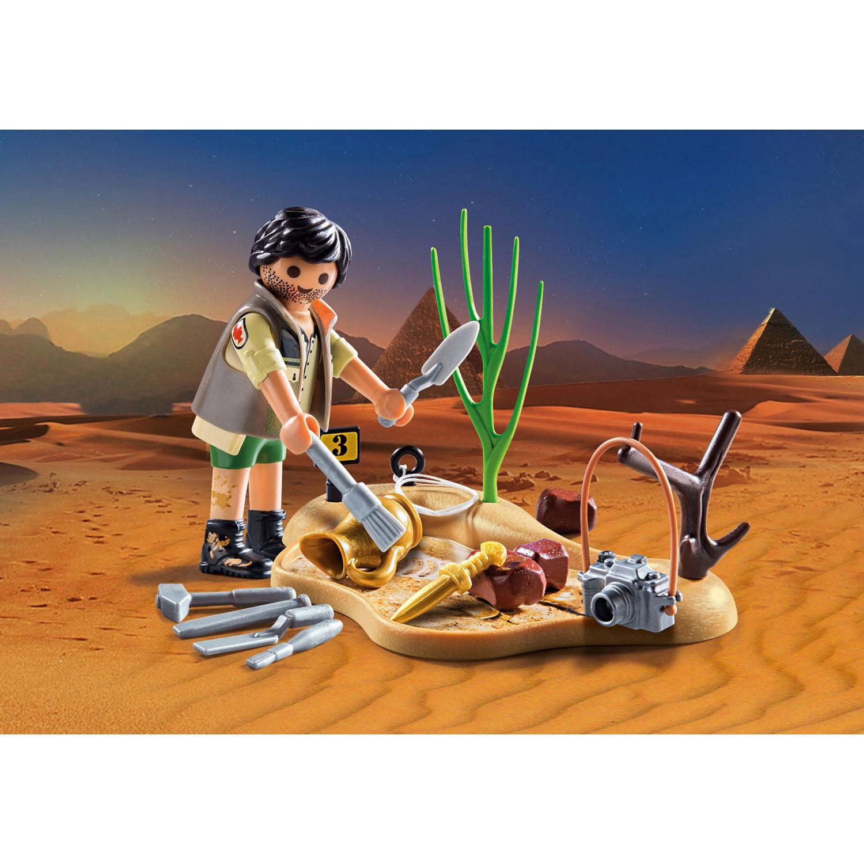 Купить Игровой экстра-набор: Археолог, Playmobil