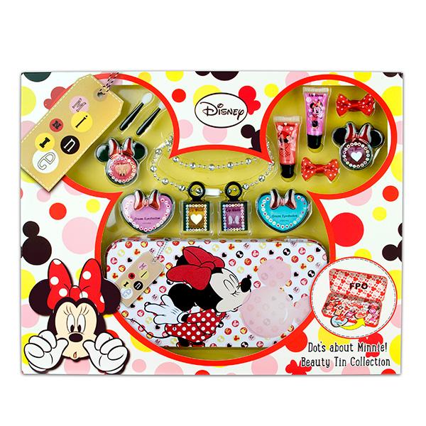 Набор детской декоративной косметики из серии Minnie с пеналомЮная модница, салон красоты<br>Набор детской декоративной косметики из серии Minnie с пеналом<br>