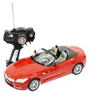Машина на радиоуправлении BMW Z4 M Coupe, масштаб 1:12, 46 см.Машины на р/у<br>Машина BMW Z4 M Coupe на радиоуправлении выполнена в масштабе 1:24.<br>При движении загораются передние и задние фары...<br>