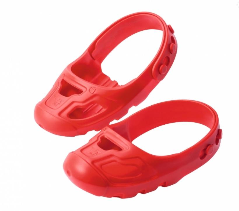 Защита для обуви, красная, размер 21-27Защита: шлемы и пр.<br>Защита для обуви, красная, размер 21-27<br>