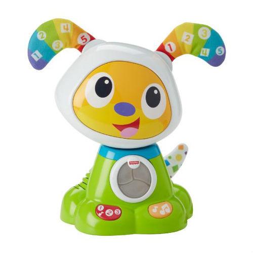 Купить Интерактивная игрушка Fisher Price - Щенок робота Бибо, Mattel