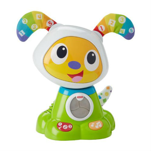 Интерактивная игрушка Fisher Price - Щенок робота БибоИнтерактивные животные<br>Интерактивная игрушка Fisher Price - Щенок робота Бибо<br>