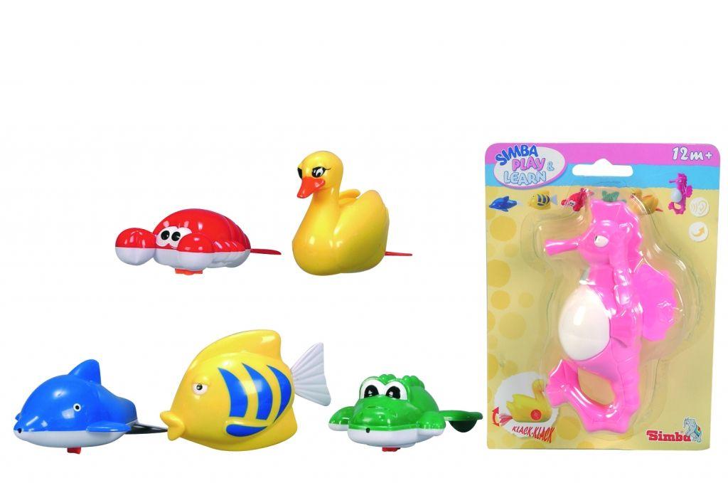 Животные для купанияЗаводные игрушки<br>Животные для купания<br>