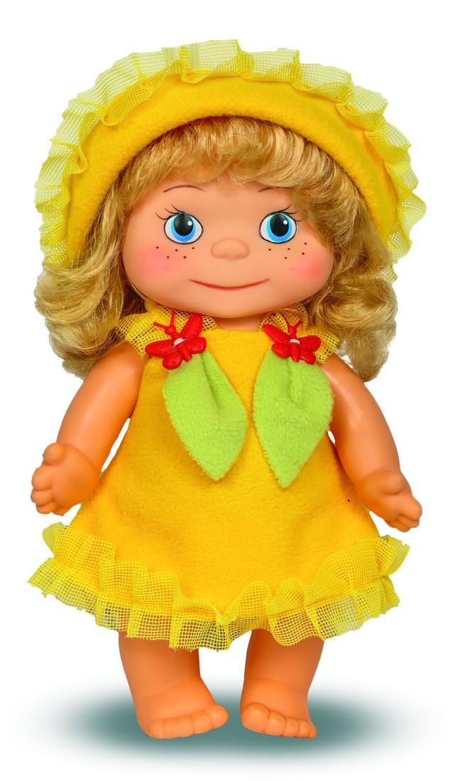 Кукла Маринка 14, высота 23,5 смРусские куклы фабрики Весна<br>Кукла Маринка 14, высота 23,5 см<br>