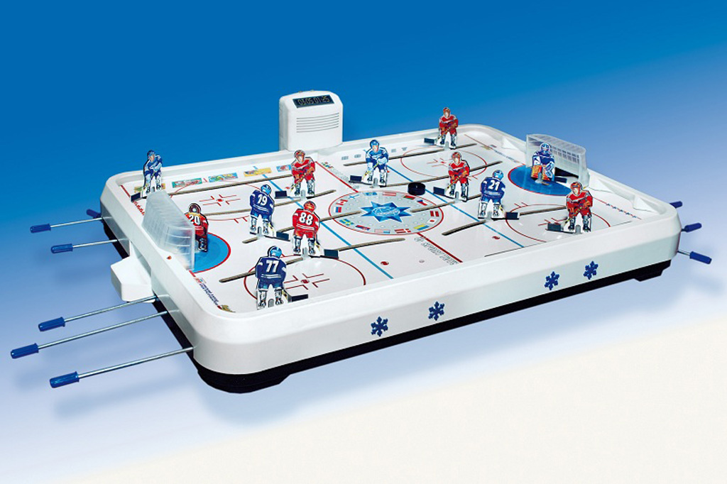 Игра настольная Хоккей-ЭНастольный хоккей<br>Игра настольная Хоккей-Э<br>