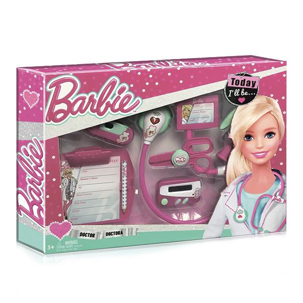 Corpa Игровой набор юного доктора из серии Barbie, средний