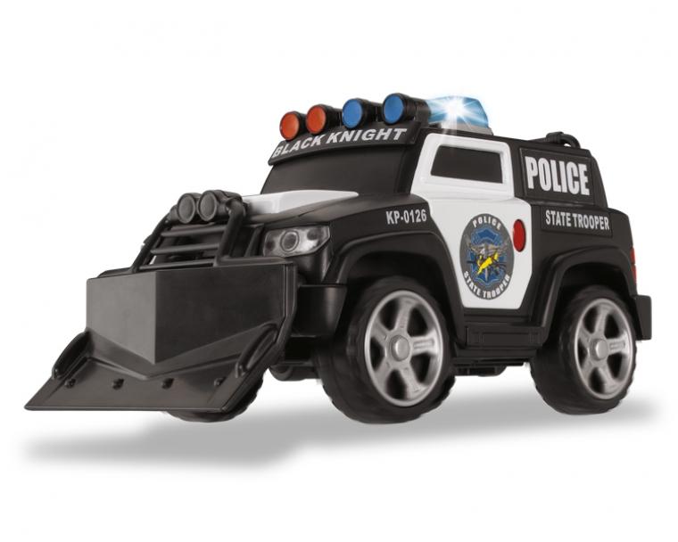 Полицейский броневик, 15 см, со световыми и звуковыми эффектамиПолицейские машины<br>Полицейский броневик, 15 см, со световыми и звуковыми эффектами<br>