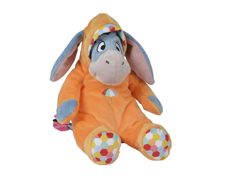 Купить Мягкая игрушка - Ушастик в комбинезоне, 25 см, Nicotoy