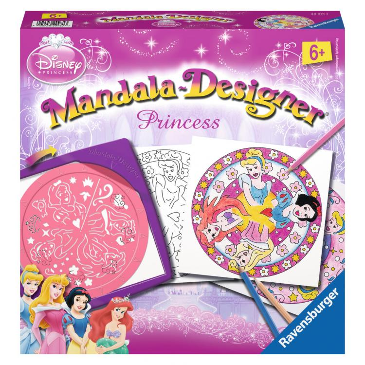 Мандала «Принцессы»Наборы для рисования<br>Мандала «Принцессы»<br>