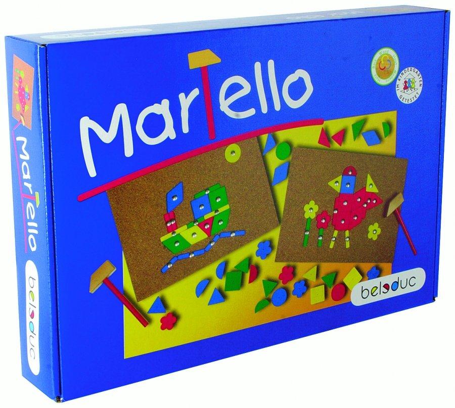 Купить Развивающая игра - Мартелло, Beleduc