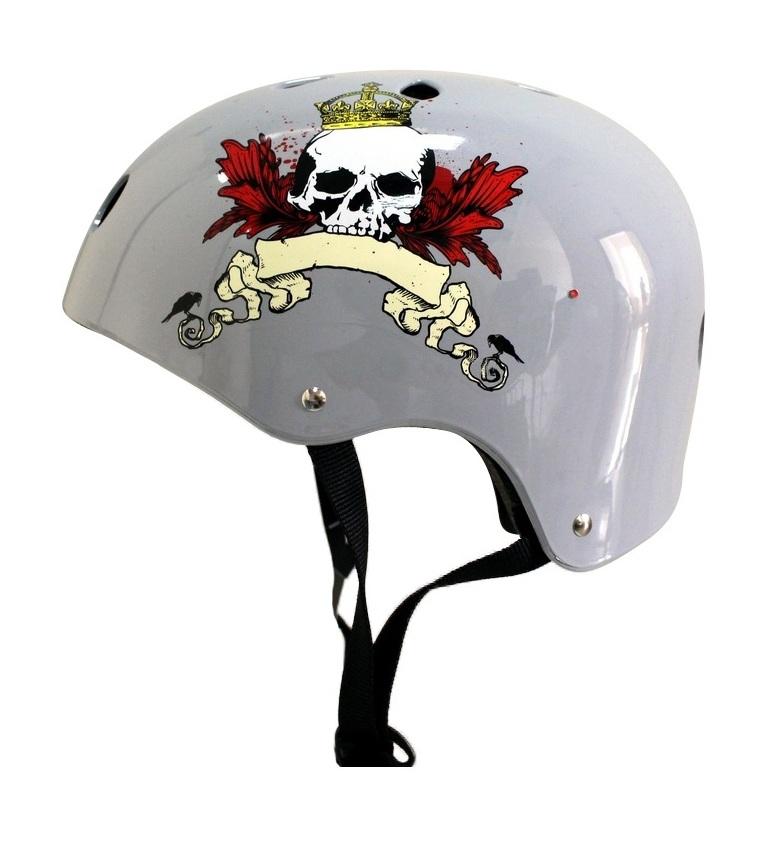 Шлем  Vegas M, grey - Защита: шлемы и пр., артикул: 158441