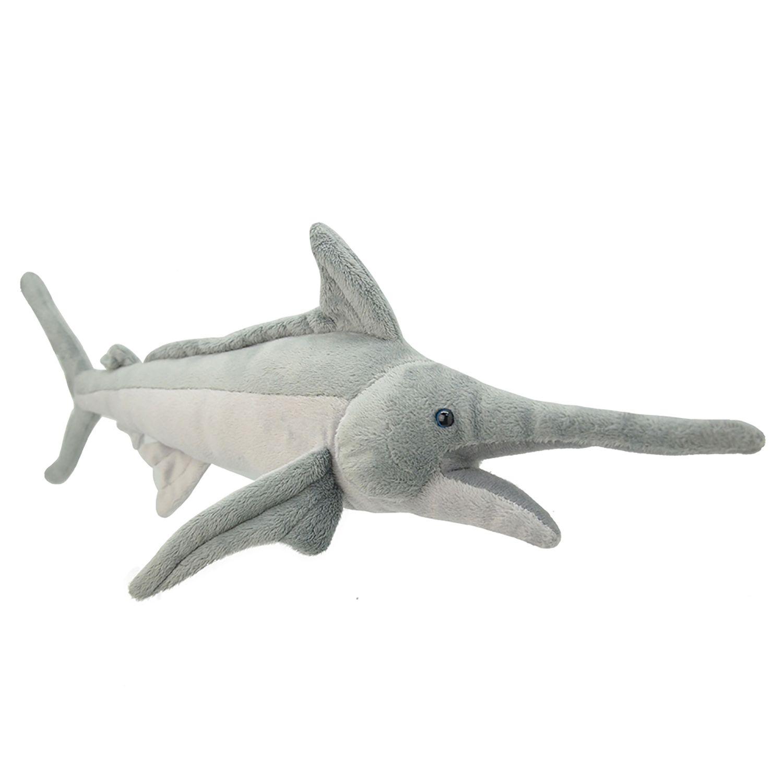 Мягкая игрушка - Рыба-меч, 25 см