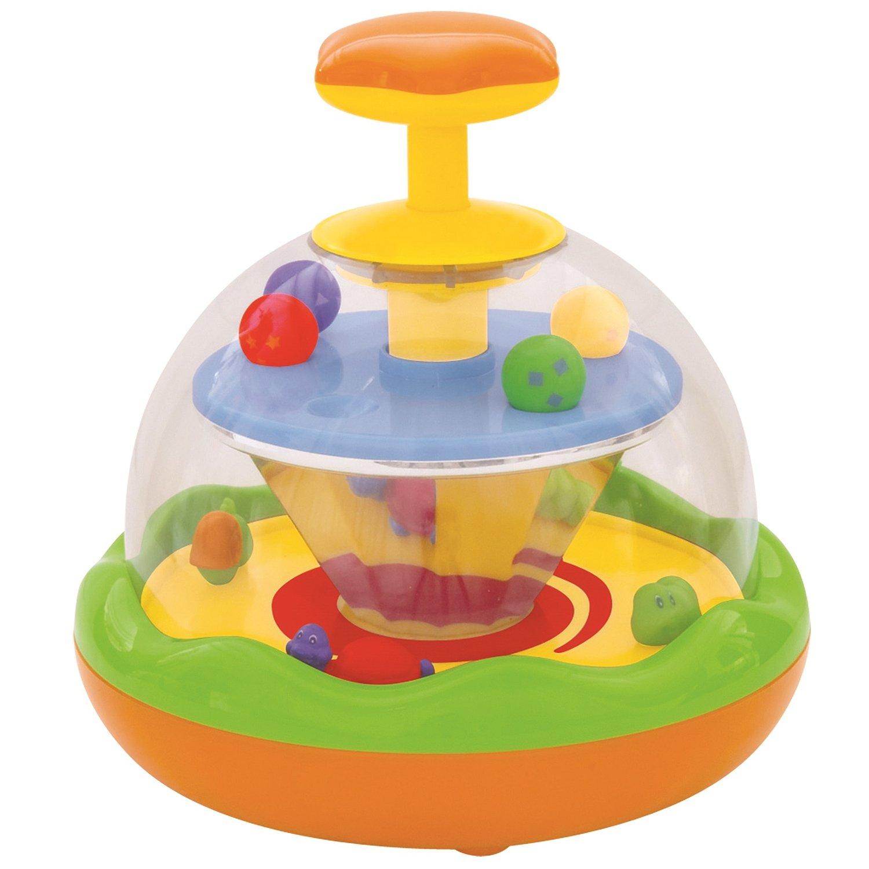 Развивающая игрушка - Юла-музыкальная