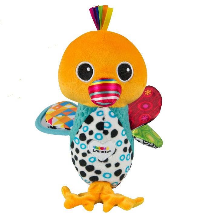 Мягкая игрушка-подвеска Утёнок УэйдДетские погремушки и подвесные игрушки на кроватку<br>Мягкая игрушка-подвеска Утёнок Уэйд<br>