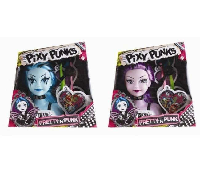 Кукла - Пикси для причесок с аксессуарамиЮная модница, салон красоты<br>Кукла - Пикси для причесок с аксессуарами<br>
