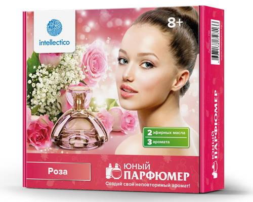 Купить Мини набор «Юный парфюмер» - Роза, Intellectico