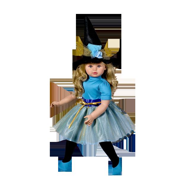Кукла Пепа из серии Ведьмочки, 57 см фото