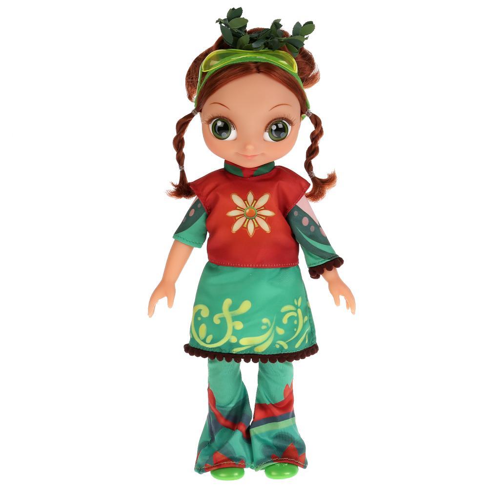 Купить Интерактивная кукла Сказочный патруль - Маша 32 см, в стиле мэджик, 15 песен и фраз, Карапуз