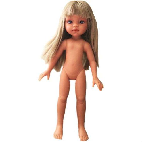 Эмили, блондинка, без одежды, 33 смКуклы Антонио Хуан (Antonio Juan Munecas)<br>Эмили, блондинка, без одежды, 33 см<br>