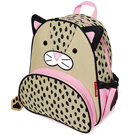 Рюкзак детский Леопард - Детские рюкзаки, артикул: 161875