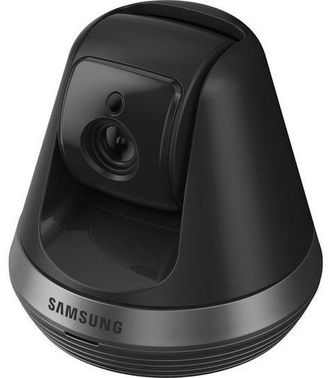 Wi-Fi видеоняня Samsung SmartCam SNH-V6410PN, черная
