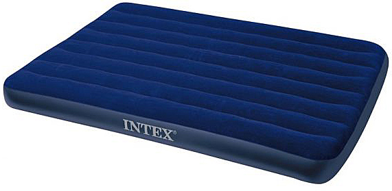 Надувной матрас-кровать, Downy - Детские надувные игрушки и бассейны, артикул: 97012